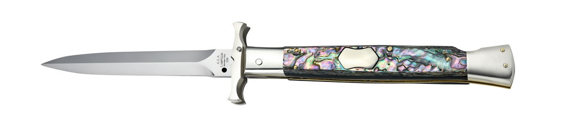 Swinguard switchblade